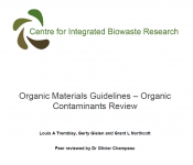 contaminant review